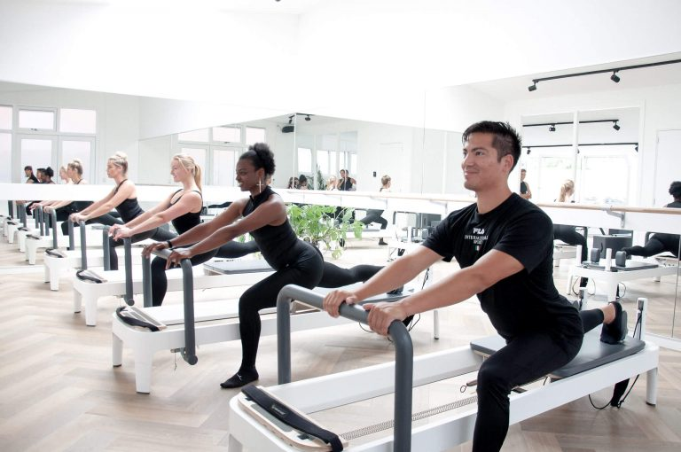 Studio 9 Pilates Amsterdam Reformer